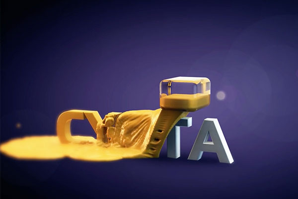 ANIMATION 3D LOGO CYSTA