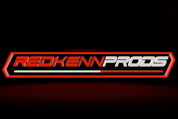 ANIMATION 3D LOGO REDKENNPRODS