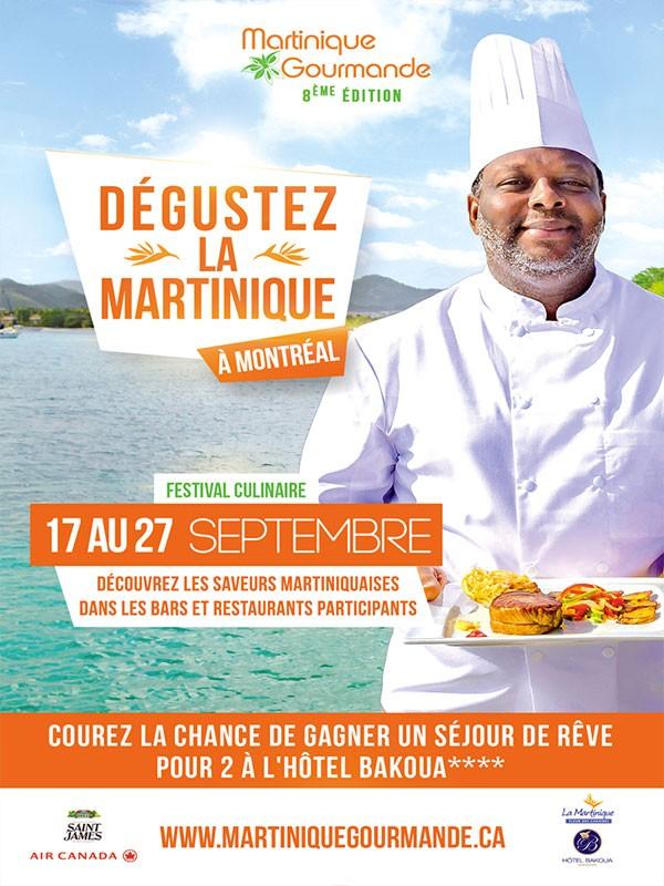 MARTINIQUE GOURMANDE 2015